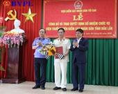 Trao quyết định bổ nhiệm Viện trưởng VKSND tỉnh Đắk Lắk