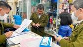 Tình trạng người dân chen lấn mua tích trữ khẩu trang y tế đã giảm