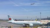 Máy bay Canada chở 128 hành khách hạ cánh khẩn cấp ở Tây Ban Nha