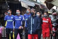 Việt Nam hoãn các giải thể thao vì virus Corona