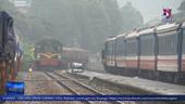 Lào Cai tạm ngừng các chuyến tàu liên vận quốc tế đi Trung Quốc