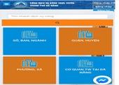 Đà Nẵng hướng dẫn người dân dùng dịch vụ trực tuyến