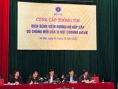 Việt Nam đang điều trị thành công các bệnh nhân nhiễm nCoV