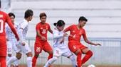 Đội tuyển nữ Việt Nam - Myanmar Thắng để giành quyền đi tiếp