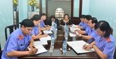 Chuẩn bị Hội nghị tập huấn về công tác tiếp công dân