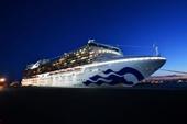 Nỗi bất hạnh của hành khách sau hành trình xa xỉ trên tàu Diamond Princess