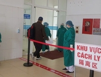 Hải Phòng cách ly 311 người trở về từ Trung Quốc