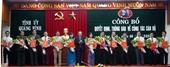 Quảng Bình điều động và bổ nhiệm 13 cán bộ, lãnh đạo chủ chốt