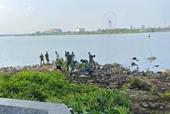 Thi thể phụ nữ không đầu bị phân xác trong va ly trôi trên sông Hàn
