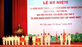 Tổ chức Hội nghị điển hình tiên tiến và Đại hội thi đua yêu nước ngành KSND