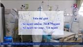 Thông tin mới nhất về số người nhiễm nCoV