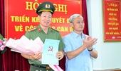 Đại tá Vũ Hồng Văn được chỉ định tham gia Ban Thường vụ Tỉnh ủy Đồng Nai