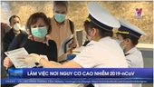Làm việc nơi nguy cơ cao nhiễm nCoV