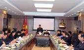 Bổ sung quy hoạch và kiện toàn Bí thư Đảng ủy VKSND tối cao