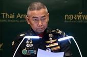 Tướng Thái rơi nước mắt xin lỗi gia đình các nạn nhân vụ binh sĩ xả súng giết 29 người
