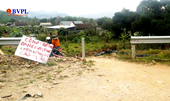 Ngăn chặn người dân tự ý phá hàng rào bảo vệ tuyến cao tốc La Sơn - Túy Loan đầu tư 11 500 tỉ đồng