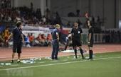 HLV Park Hang-seo bị cấm 4 trận, phạt 5 000 USD vì chiếc thẻ đỏ