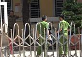 Bảo vệ dân phố bị đâm chết trong trụ sở Công an phường