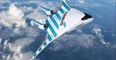 Video Airbus thử nghiệm máy bay công nghệ hoàn toàn mới hình cá đuối