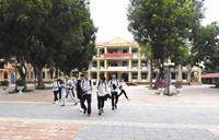 Nhiều sai phạm trong dạy thêm, học thêm tại trường THPT Quảng Xương 2