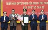 Thượng tá Nguyễn Thanh Trường được chỉ định tham gia BCH Đảng bộ tỉnh Thái Bình