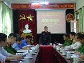 VKSND huyện Mường Tè Tổ chức giao ban liên ngành tố tụng