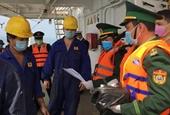 Quảng Bình cách ly 10 thuyền viên tàu Pacefic Horse nhập cảnh từ Hồng Kông