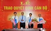 Điều động, bổ nhiệm nhân sự tại các tỉnh An Giang, Long An, Hòa Bình