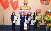 Đề nghị khen thưởng nữ cán bộ tiêu biểu nhân kỷ niệm 60 năm thành lập Ngành