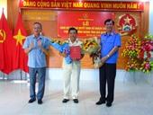 Bổ nhiệm Phó Viện trưởng VKSND tỉnh Hậu Giang