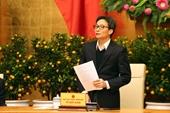 Phó Thủ tướng Cho học sinh đi học trở lại thì trường, lớp phải thực sự an toàn