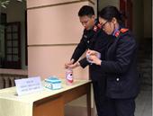 VKSND TP Hoà Bình chủ động phòng ngừa dịch bệnh Covid-19