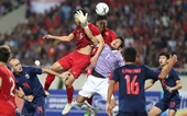 Cầu thủ Việt Nam vẫn thua Thái Lan về chiến thuật và tư duy chơi bóng