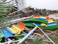 Thanh tra việc cưỡng chế công viên nước Thanh Hà