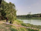 Ăn nhậu bên bờ hồ rồi nhảy xuống, 2 người mất tích