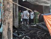 Điều tra vụ một kế toán của UBND xã nghi chết cháy trong cơ quan