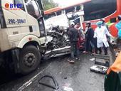 Tai nạn liên hoàn trên quốc lộ 1A, ít nhất 6 người thương vong