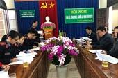 Phúc tra việc thực hiện kết luận, kháng nghị, yêu cầu năm 2019 tại Chi cục THADS TP Hà Tĩnh