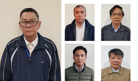 NÓNG Phê chuẩn khởi tố 5 sếp liên quan sai phạm dự án cao tốc Đà Nẵng - Quảng Ngãi