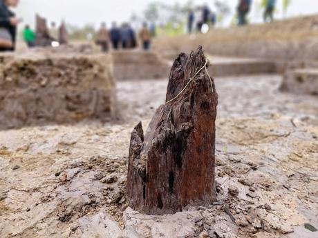 Hải Phòng lại phát hiện thêm bãi cọc có liên quan đến chiến thắng Bạch Đằng năm 1288