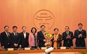 Ông Vương Đình Huệ được bầu làm Trưởng Đoàn ĐBQH Hà Nội
