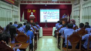 VKSND TP Cần Thơ Phát động phong trào thi đua chào mừng kỷ niệm 60 năm thành lập Ngành