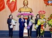 Biểu dương và tôn vinh lực lượng cán bộ nữ ngành KSND