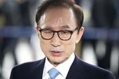 Hàn Quốc kết án cựu Tổng thống Lee Myung-bak 17 năm tù