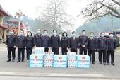 VKSND Quảng Ninh và Báo Bảo vệ pháp luật hoạt động thiết thực trong phòng, chống COVID-19