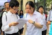 Hà Nội dự kiến thi vào lớp 10 THPT từ ngày 1 6