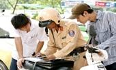 Từ 12 3, người dân nộp phạt vi phạm giao thông qua Cổng Dịch vụ công quốc gia