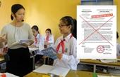 Xuất hiện văn bản giả mạo cho học sinh Bắc Giang nghỉ học hết tháng 3