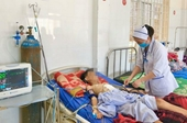 Xúc động điều dưỡng hiến máu kịp thời để cứu cháu bé nguy kịch