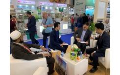 Vinamilk ký thành công hợp đồng xuất khẩu sữa trị giá hàng chục triệu đô la mỹ tại Hội chợ Quốc tế Gulfood Bubai